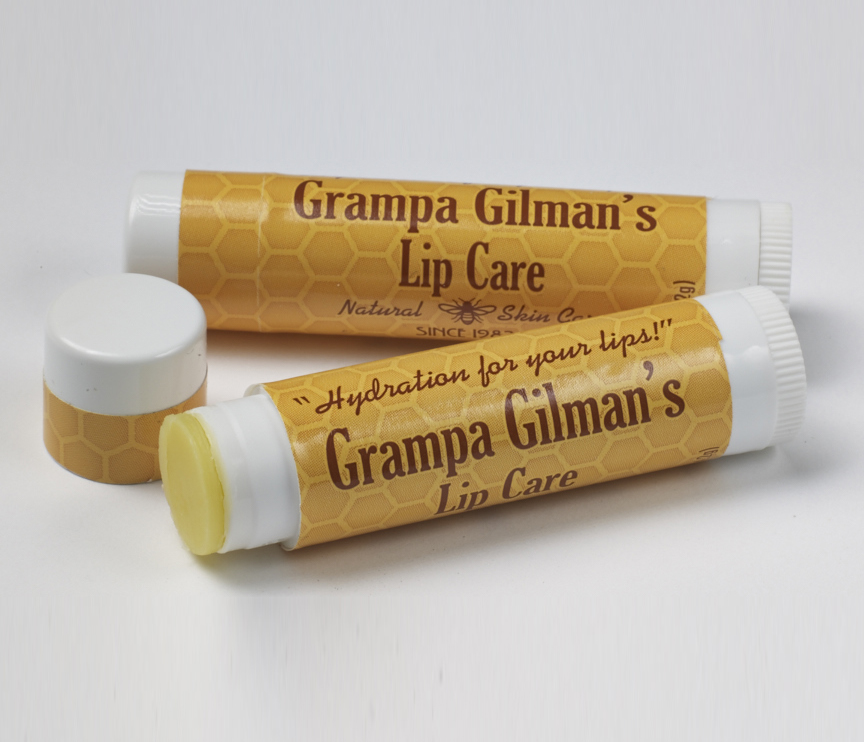 Grampa Gilman's Lip Care (.75 oz)